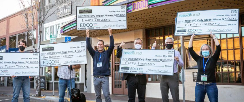 MustDeliver Wins BVC Early Stage Competition