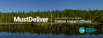 Questions and Answers about MustDeliver's New Carbon Offset Option