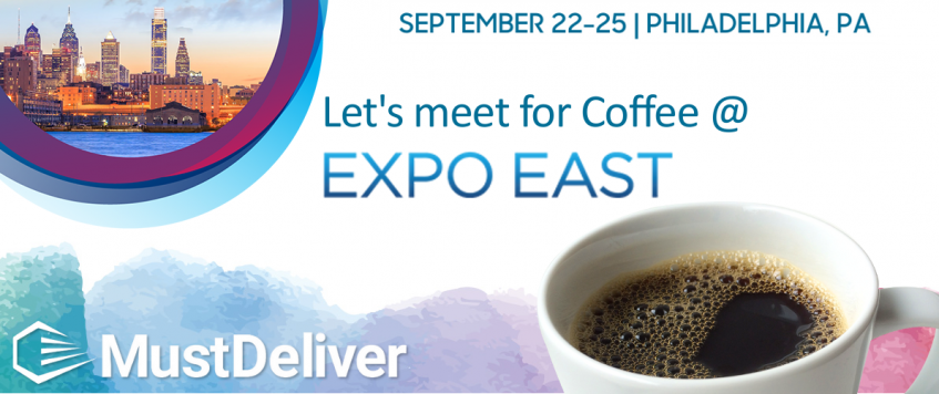 Request a Meeting with MustDeliver at Expo East