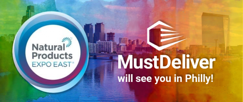 Philly Here We Come! Find MustDeliver at Expo East