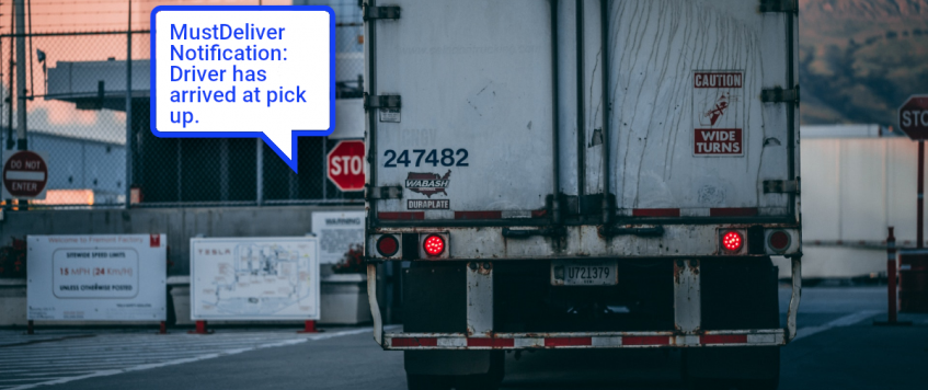 Shipping Stay in the Know with MustDeliver